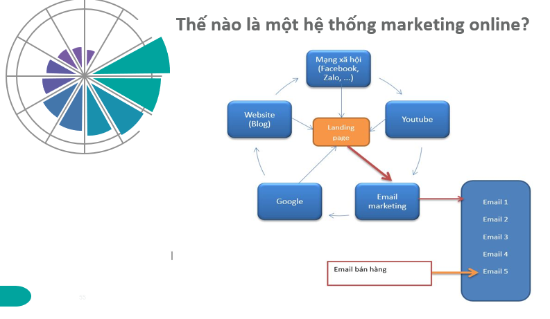 Hệ thống online marketing automation