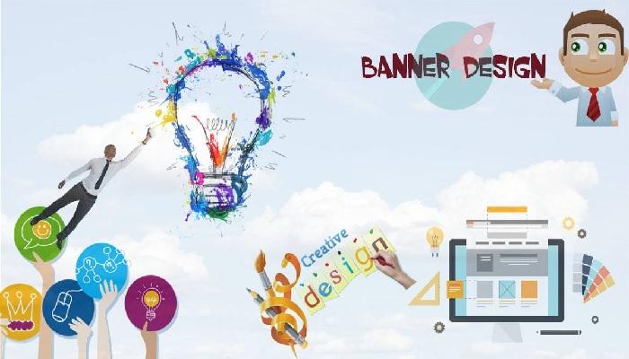 Website thiết kế thêm banner quảng cáo