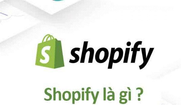 Shopify giúp tạo website bán hàng trực tuyến