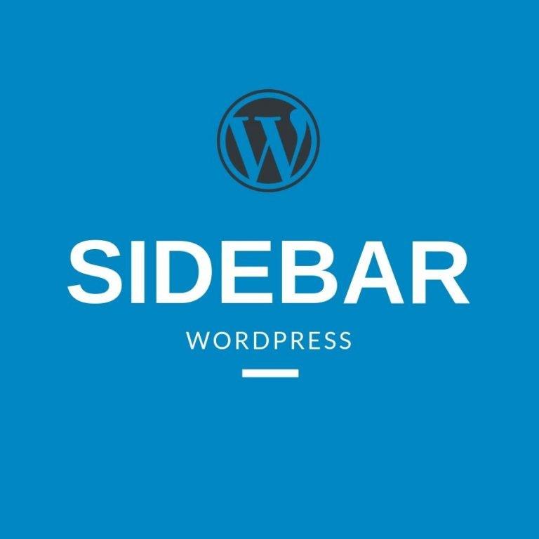 Sidebar là gì ?