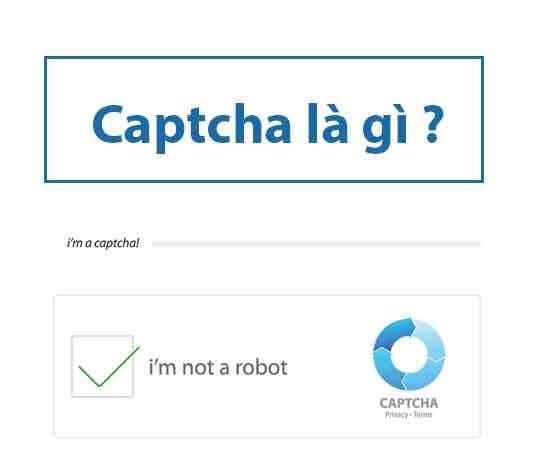 Captcha gõ lại những gì bạn thấy và được cộng thêm tiền