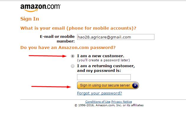 Cách đăng ký Merch Amazon