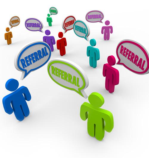 Referral đóng vai trò rất quan trọng trong quản trị SEO
