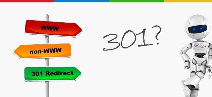 Tác dụng của redirect 301